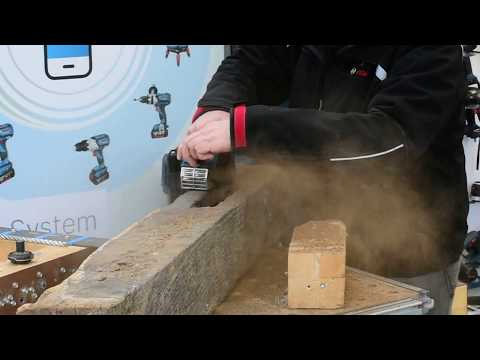 Bosch GHO 12V-20 Live @ Bosch Innovation Roadshow 2017 in Siegburg bei Baustoff Henrich Teil 1