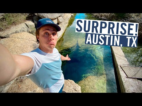 NOT YOUR AVERAGE GUIDE To Austin, Texas