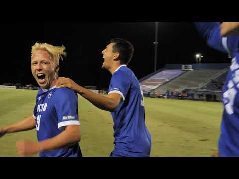 UCSB Men's Soccer Highlights Vs. Stanford (9/28/19)