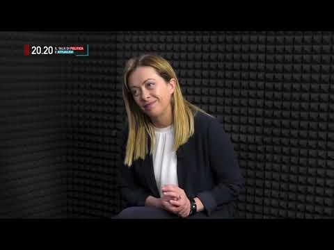Intervista di Giorgia Meloni a l'altro Corriere TV, da non perdere!