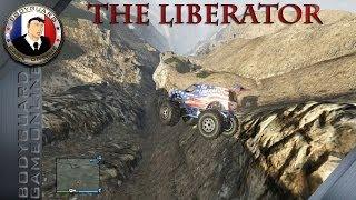 Gta 5 Online The Liberator Le Véhicule Monster Truck De Arnold Schwarzenegger ☆[FaceCam]☆