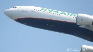 Download lagu EVA Airways Airbus A330-300 (B-16339) takeoff from KIX/RJBB (Kansai - Kansai) RWY 06R