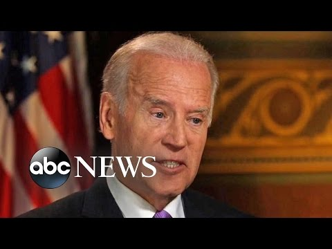 Joe Biden Says President Obama Offered Him Financial Help