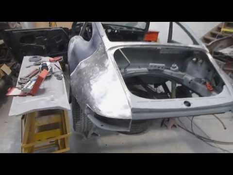 1969 Porsche 911S Restoration - Part 6 - Bodywork almost complete