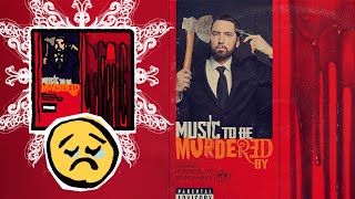 Eminem - Music to Be Murdered By | RESEÑA DE ÁLBUM