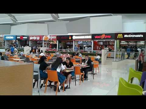 Multi Plaza Food Court in Panama City, Panama