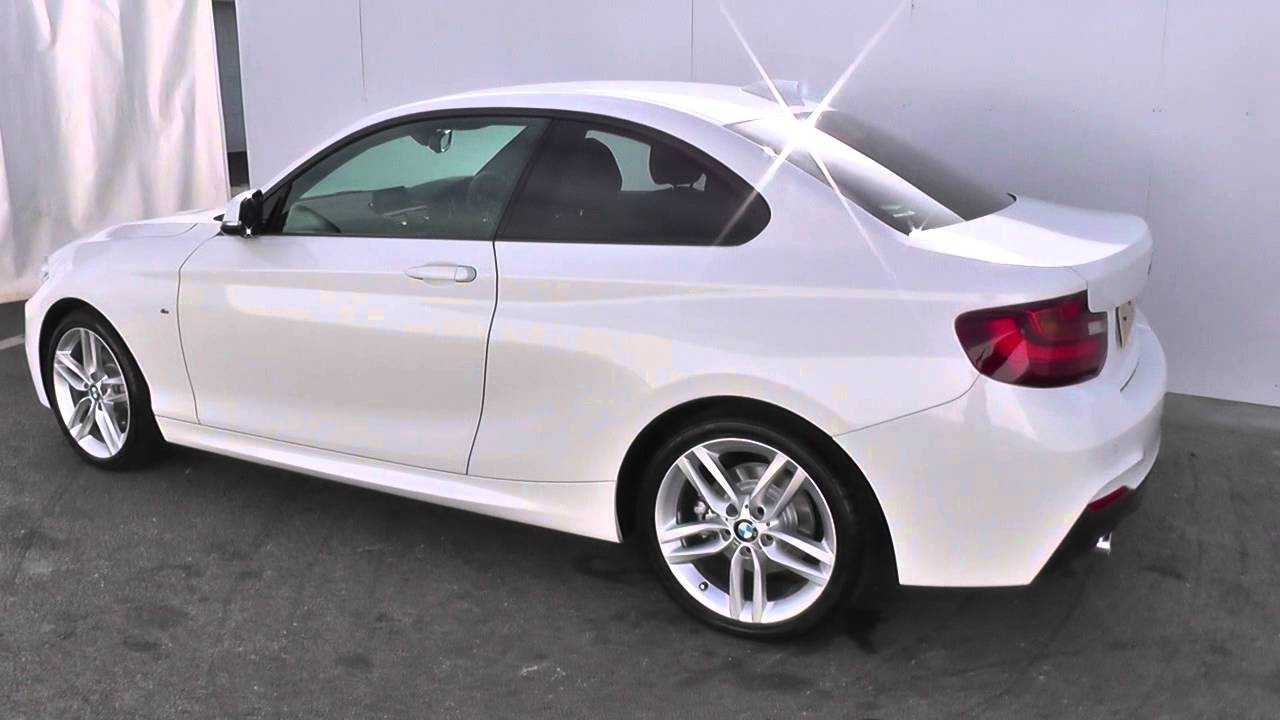 bmw 2 series 220d m sport 2dr u12938 youtube. Black Bedroom Furniture Sets. Home Design Ideas