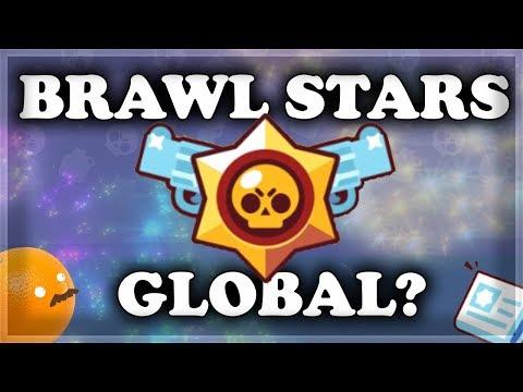 BIG UPDATE  No Android! Brawl Stars Global? 🍊