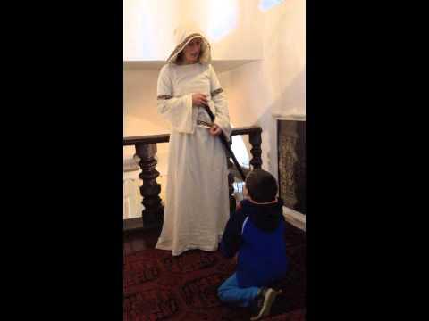 Ongekend Hoe word je een echte ridder van Schloss Moehren - YouTube MA-15