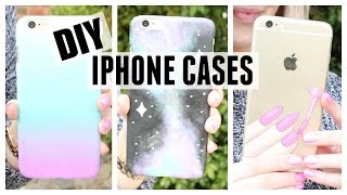 One of Hannah Weir's most viewed videos: DIY Nail Polish Inspired Phone Cases!