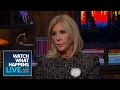 Vicki On Why Brooks Ayers Would Lie About Cancer | Vicki One on One | WWHL