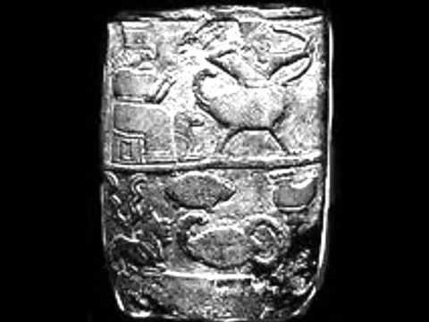 """Akkadian Maqlû (""""burning""""), broadcast by alien entities from inside Tibet, 1962?"""