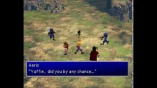 Let's Play Final Fantasy VII - Part 43 - Getting in Trouble with Jailbait