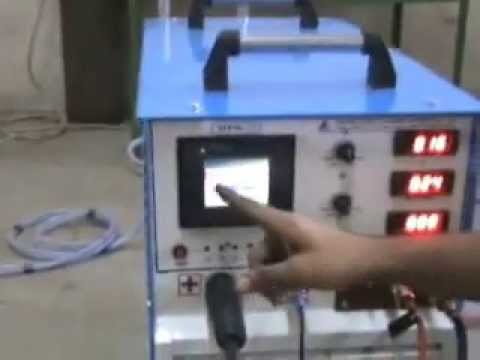 Mpw 0001 Micro Plasma Welding Machine Youtube