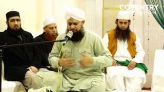 Alhaj Owais Raza Qadri   2nd Annual Coventry Mawlid Procession