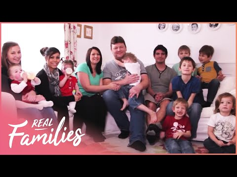 Mum Home Schools Her 11 Kids   16 Kids And Counting   Episode 3