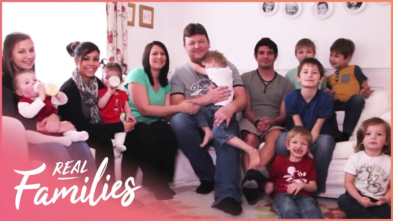 Mum Home Schools Her 11 Kids | 16 Kids And Counting | Episode 3