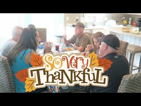THANKSGIVING DAY FAMILY SPECIAL 2017!