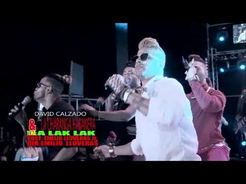 Estrenooo A LAK LAK Promo video de David Calzado y La Charanga Habanera