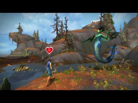 World Of Warcraft: Battle For Azeroth — Estreito Tiragarde