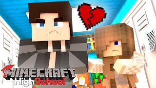 Breaking up | Minecraft HighSchool [S9: Ep.10 Minecraft Roleplay Adventure]