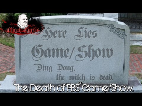 The Death of PBS' Game/Show