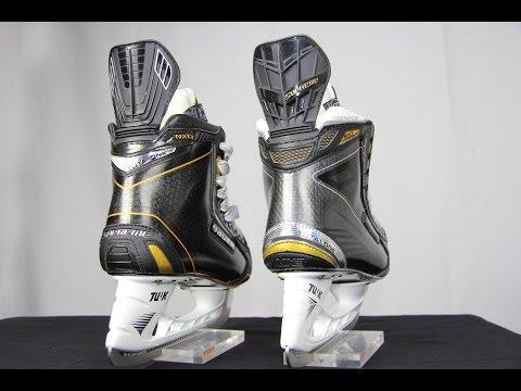 Bauer Supreme MX3 Skates vs Total One NXG Review - Hockey Skates Compared
