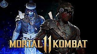 Mortal Kombat 11 Online - EPIC REVENANT NIGHTWOLF GEAR!