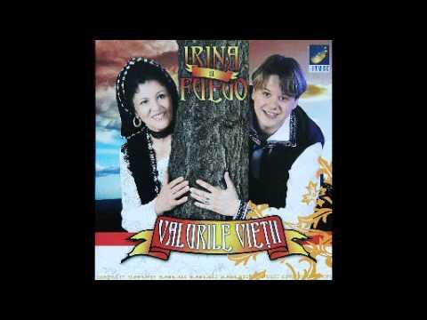 Irina si Fuego - Tinerel m-ai insurat - CD - Valurile vietii