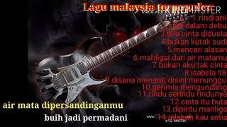 Lagu Malaysia Slow Rock Campuran