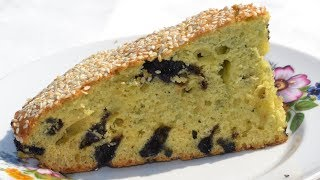Пирог с ягодами НЕЖНЫЙ и ВКУСНЫЙ. Черничный пирог в духовке простой рецепт. ПОЛЕЗНЫЕ СОВЕТЫ MIX