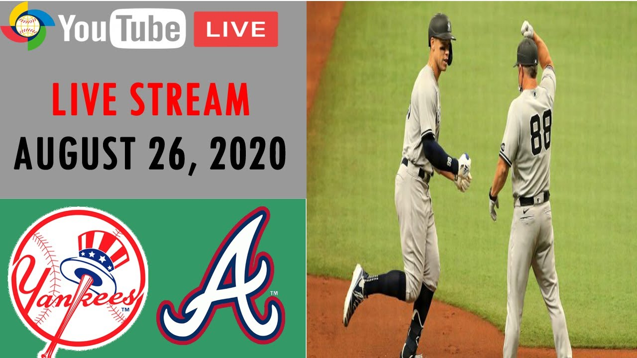 Yankees vs. Braves: Lineups, How to Watch, Channel, Streaming