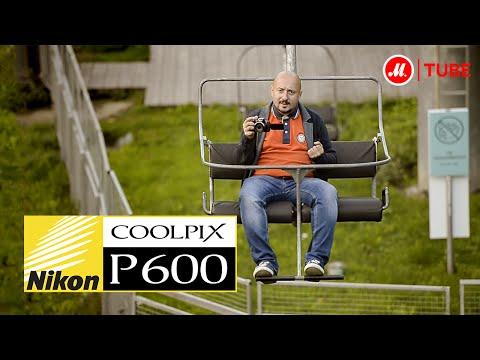 Видеообзор компактного фотоаппарата Nikon Coolpix P600