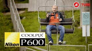 Видеообзор компактного фотоаппарата Nikon Coolpix P600(Nikon Coolpix P600 создан для тех, кому нужно снимать с большого расстояния. Ещё больше моделей по ссылке: http://www.mvideo...., 2014-11-19T16:12:24.000Z)