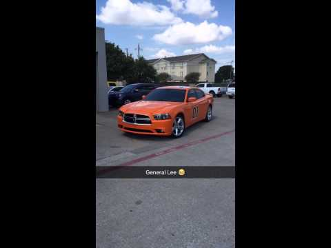 2014 Dodge Charger R/T General Lee