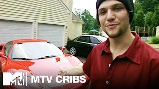 Steve-O, Johnny Knoxville, Chris Pontius, Bam Margera & Ryan Dunn | MTV Cribs