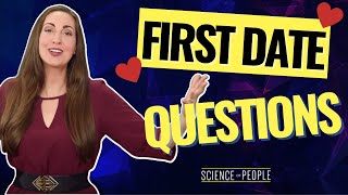 The 5 BEST First Date Questions