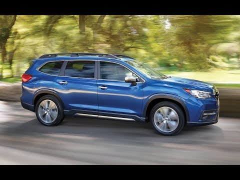 2020 Subaru Ascent - Exterior and Interior