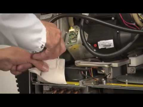 1 Changing the cooling liquid in Barco digital cinema projector   DP2000