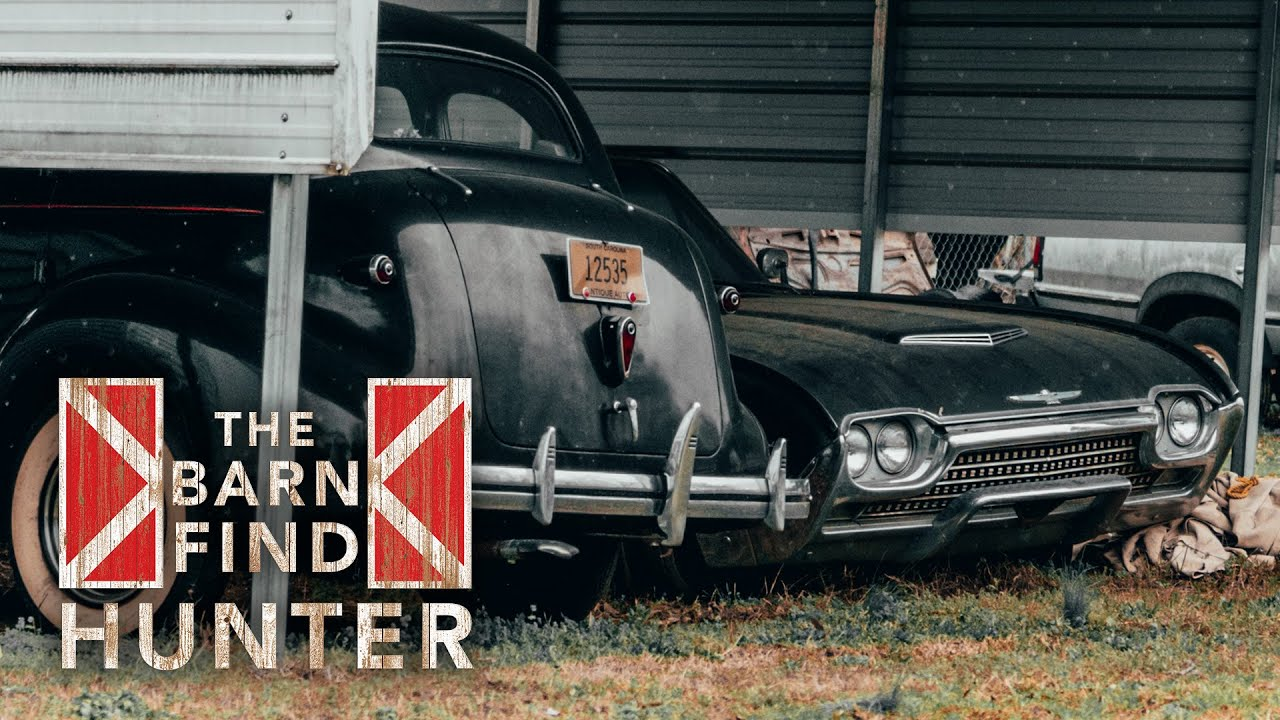 Two Brothers Inherit A Lifetime Collection See What They Have Barn Find Hunter Ep 69 Youtube