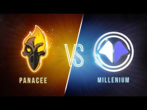 [DWS S2018] PANACEE MORTELLE vs MILLENIUM - Journée 5