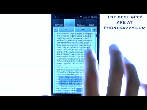 Daily Bible - Android App Review - Best Bible App For Android