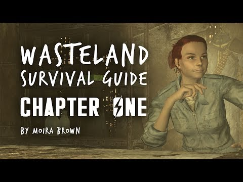 Chapter One: Wasteland Survival Guide - Super Duper Mart and the Minefield - Fallout 3 Lore