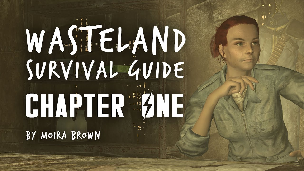 chapter one wasteland survival guide super duper mart and the