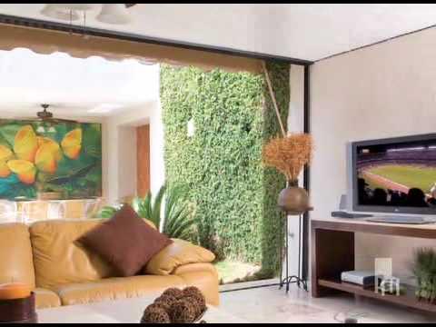 Espacios: Salas de TV - YouTube
