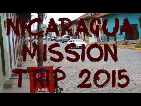 Nicaragua Mission Trip 2015