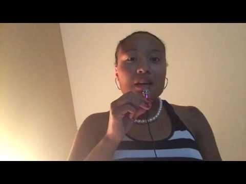 Toya Brown - Rather Be (Karaoke style)