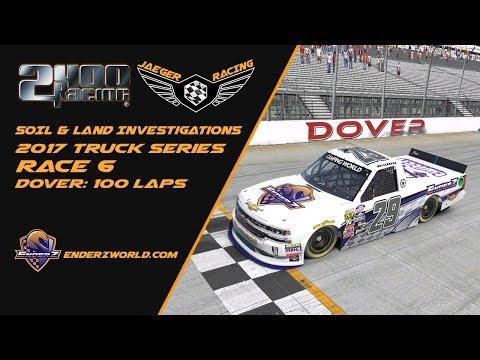 2400 Racing - 2017 Dover Speedway Truck Race