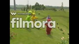 Teletubbies Falling Down Dance