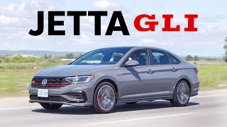 2019 VW Jetta GLI Review - GTI With a Trunk